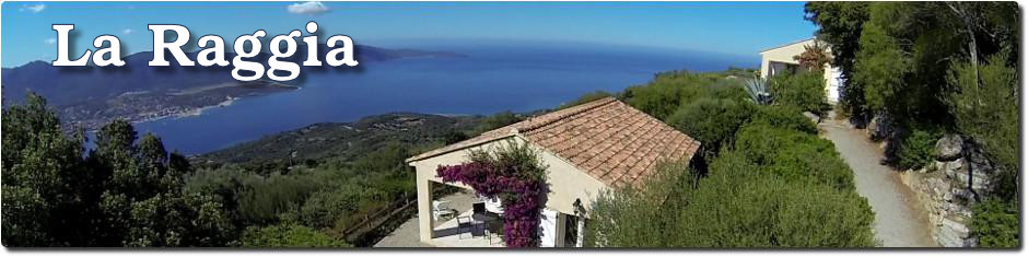 La Raggia, location de villas 4* à Olméto - Corse